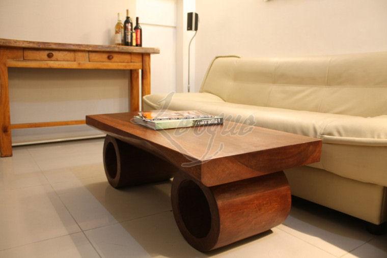 Leoque Center Table Binum