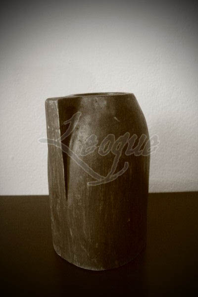 Old Wooden Pitcher Leoque Collection One Look One