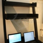 "GIGA"" Ladder-style Computer, Laptop, Study Table : Leoque ..."