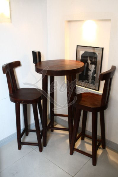 Bar Table & Stools Set : Leoque Collection – One Look, One Collection – Philippine Furnitures, Living Room Furniture, Online Furniture Shop, Bedroom Funitures, Furniture Catalog, Furniture Blog, Dining Room Furniture, Philippines