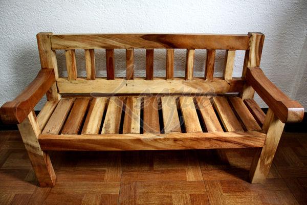 Solo Kiddie Park Bench