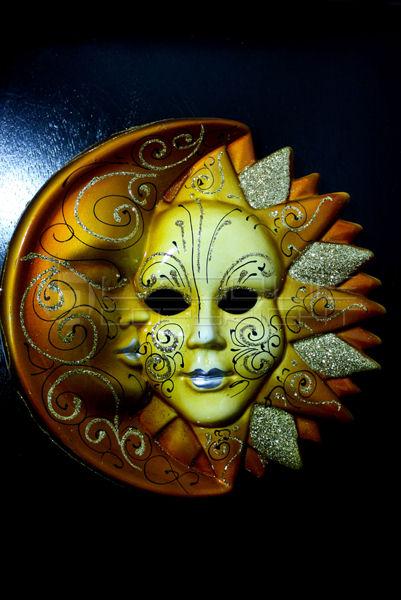 Celeste Sun Moon Wall Decor Leoque Collection One