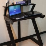sleek-black-wooden-workdesk-laptop-LCD-monitor-table (1)