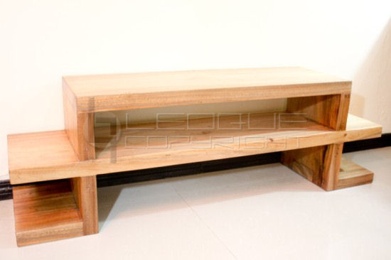 """QUIQUE-TV"""" Solid-make low console, TV table : Leoque Collection ..."""