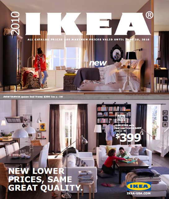 Furniture Stores Catalogs: IKEA 2010 Catalog For Home Decoration Ideas : Leoque