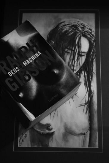Book Ralph Gibson Deus Ex Machina Leoque Collection