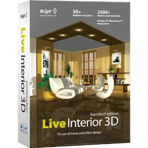 Live Interior 3D – Home and Interior Design Software for Mac