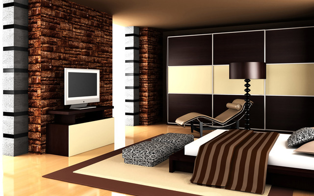 room wallpaper design philippines | bedroom and living room image