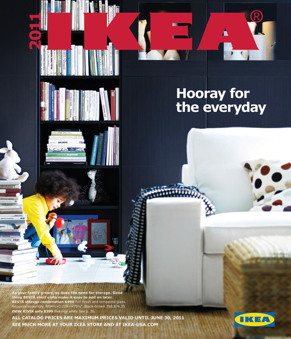 IKEA Announces The Launch Of The 2011 Version Of The