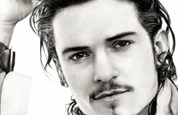 30-awesome-celebrity-drawings-orlando-bloom