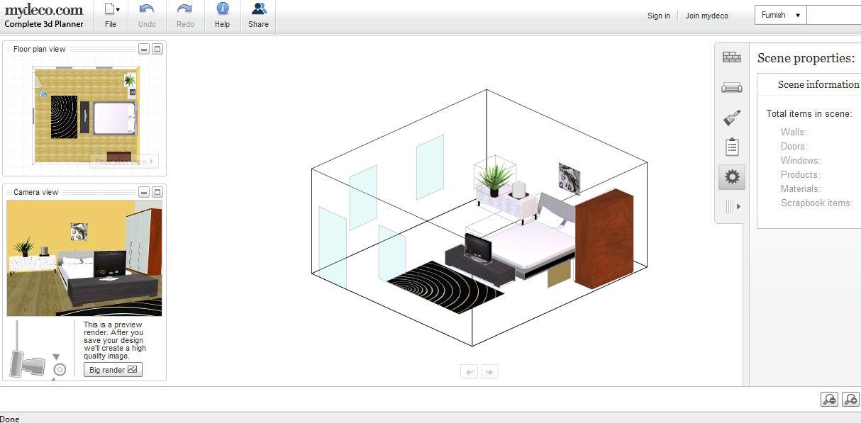 Room planner 3d