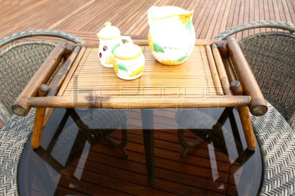 Bamboo Serving Tray/table