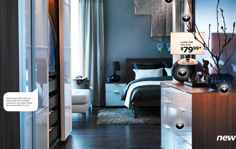 Ikea Online Catalog Bedroom Color Schemes