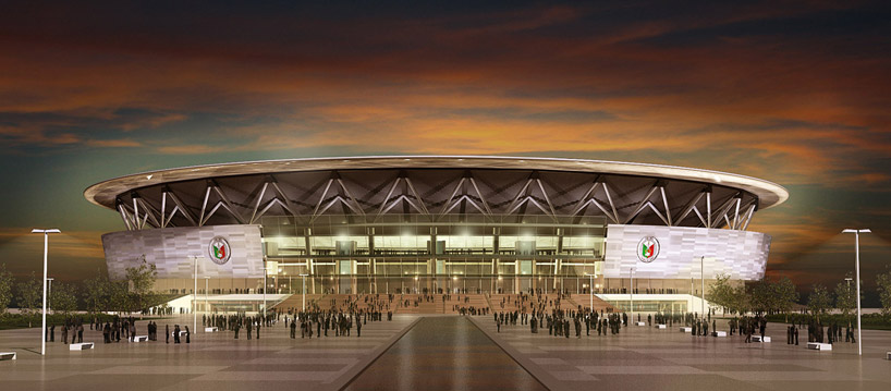 Philippine Arena, world's largest indoor arena