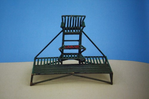 Book Chairmania Fantastic Miniatures Leoque Collection One Look One