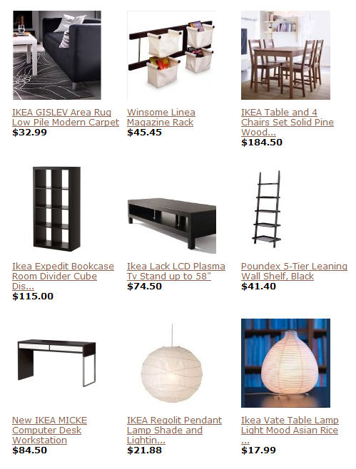 Ikea Products Leoque Collection One Look One Collection
