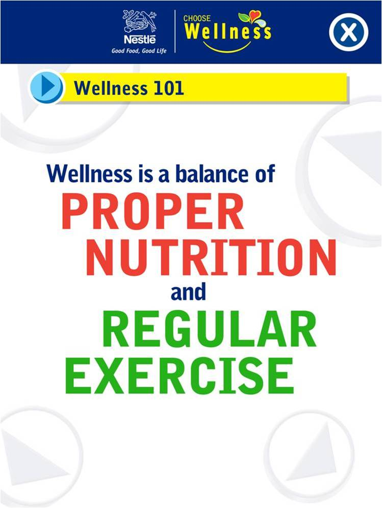 Nestlé Philippines has launched its Wellness app, a mobile initiative ...