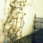 sticks and spheres floor lamp... the ambuklaw lamp