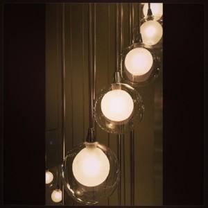 Illuminati Hanging Sphere Lamps
