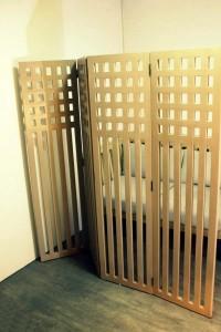 4 Fold Room Divider