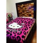 hello-kitty-bed-headboard