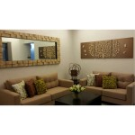 Buyer Show: Wall accent frame mirror