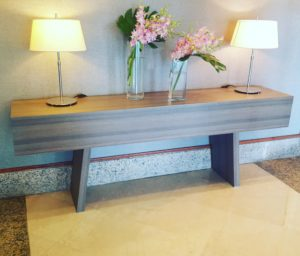Spotted: Hotel Console Table