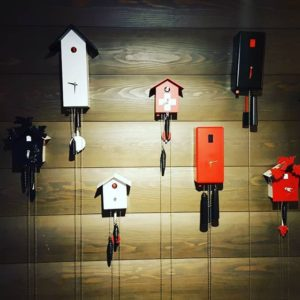 Ig Cuckoo Birdhouse Agora Hotel Leoque Collection