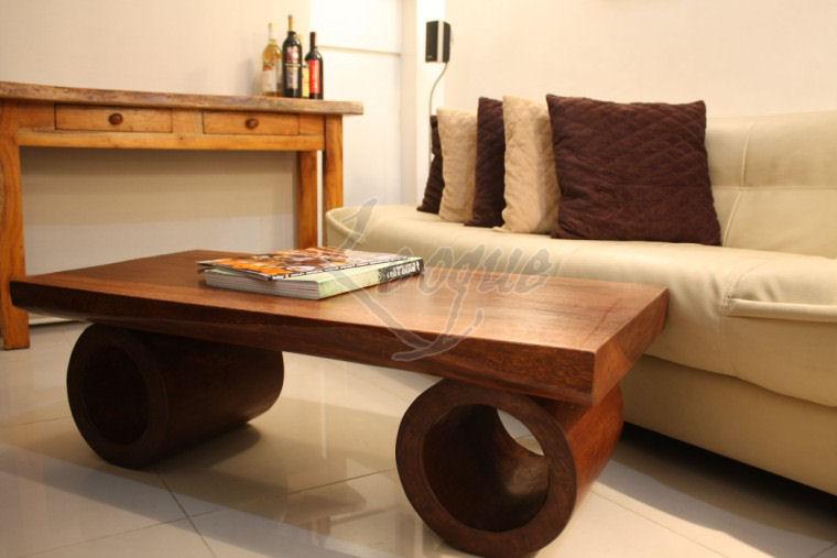 wooden sofa center table design photograph | latest design c Center Table Ideas